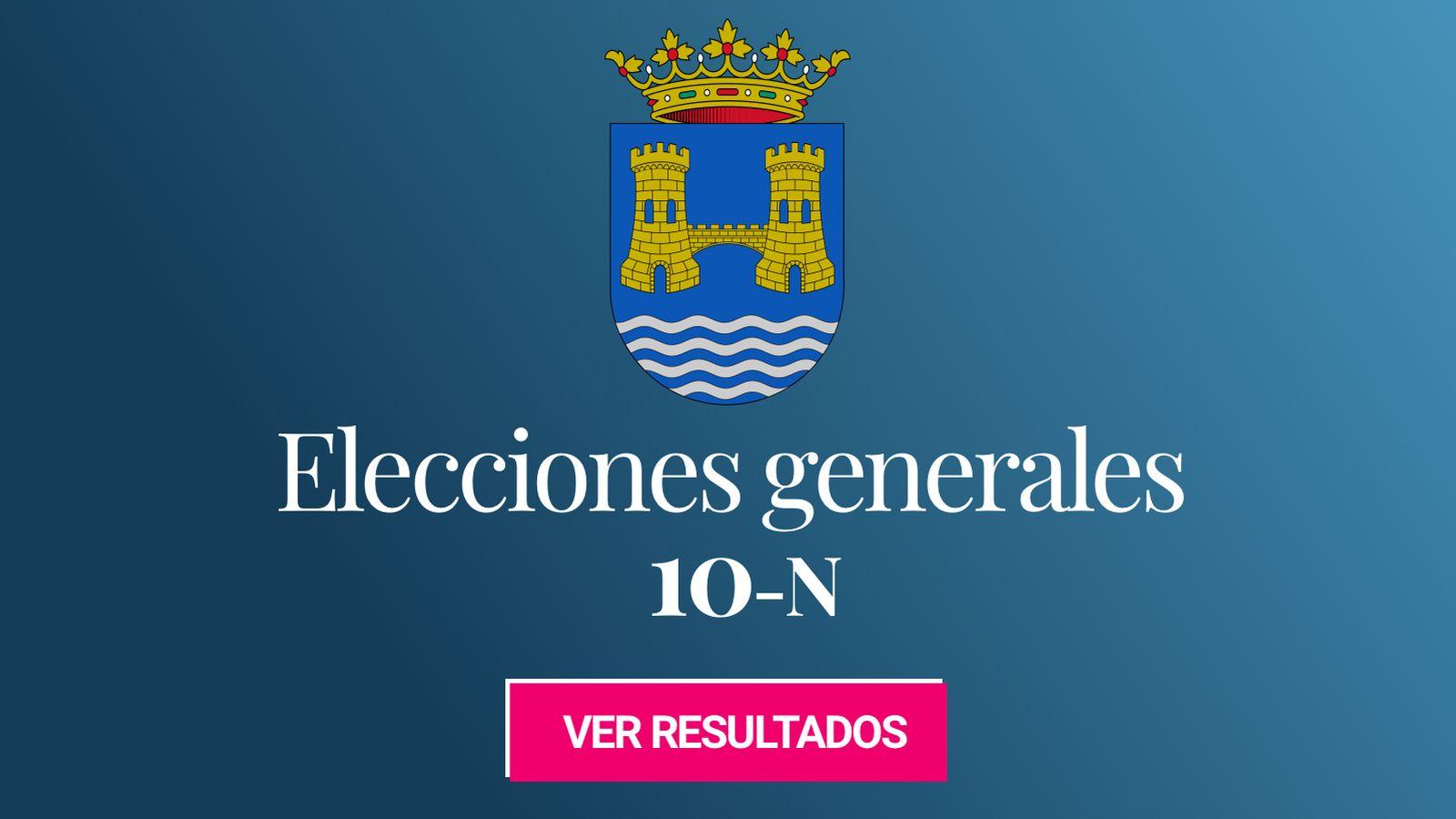 Foto: Elecciones generales 2019 en Ponferrada. (C.C./EC)