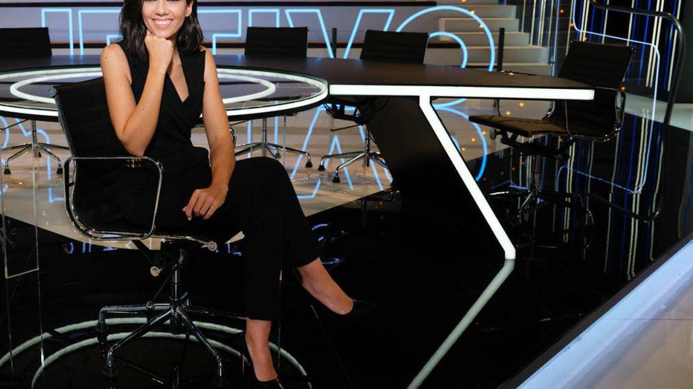 Foto: La presentadora Ana Pastor. (Atresmedia)