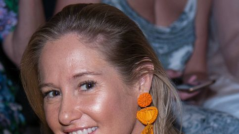 Tenemos el vestido del verano y lo llevó Fiona Ferrer en el Marbella Club