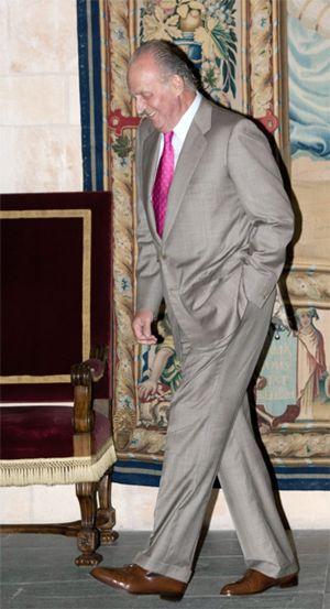 Foto: El Rey no participa de la exclusiva de su sobrino Nicolás de Grecia