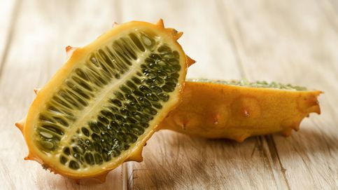 El kiwano, la fruta con cuernos que se cultiva en España
