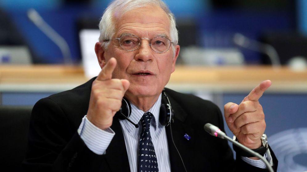 Foto: Borrell será el nuevo Alto Representante de la UE. (EFE)