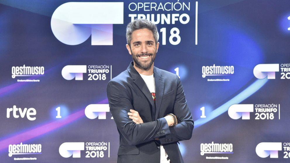 Roberto Leal toma el relevo de Ramón García en las 'Campanadas 2018'