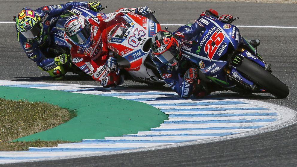 No se asuste querido lector: MotoGP 2017, un 'thriller' sobre los neumáticos