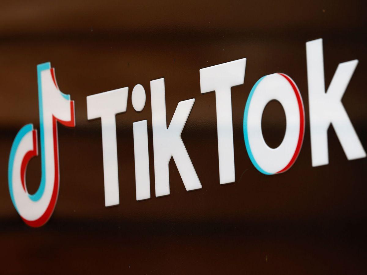 Foto: Logo de TikTok (Reuters/Mike Blake)
