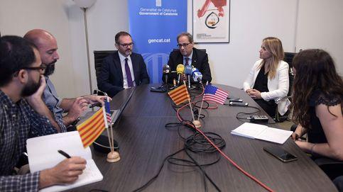 El 'lobby' del Govern en EEUU buscó apoyos contra España tras la sentencia del 1-O