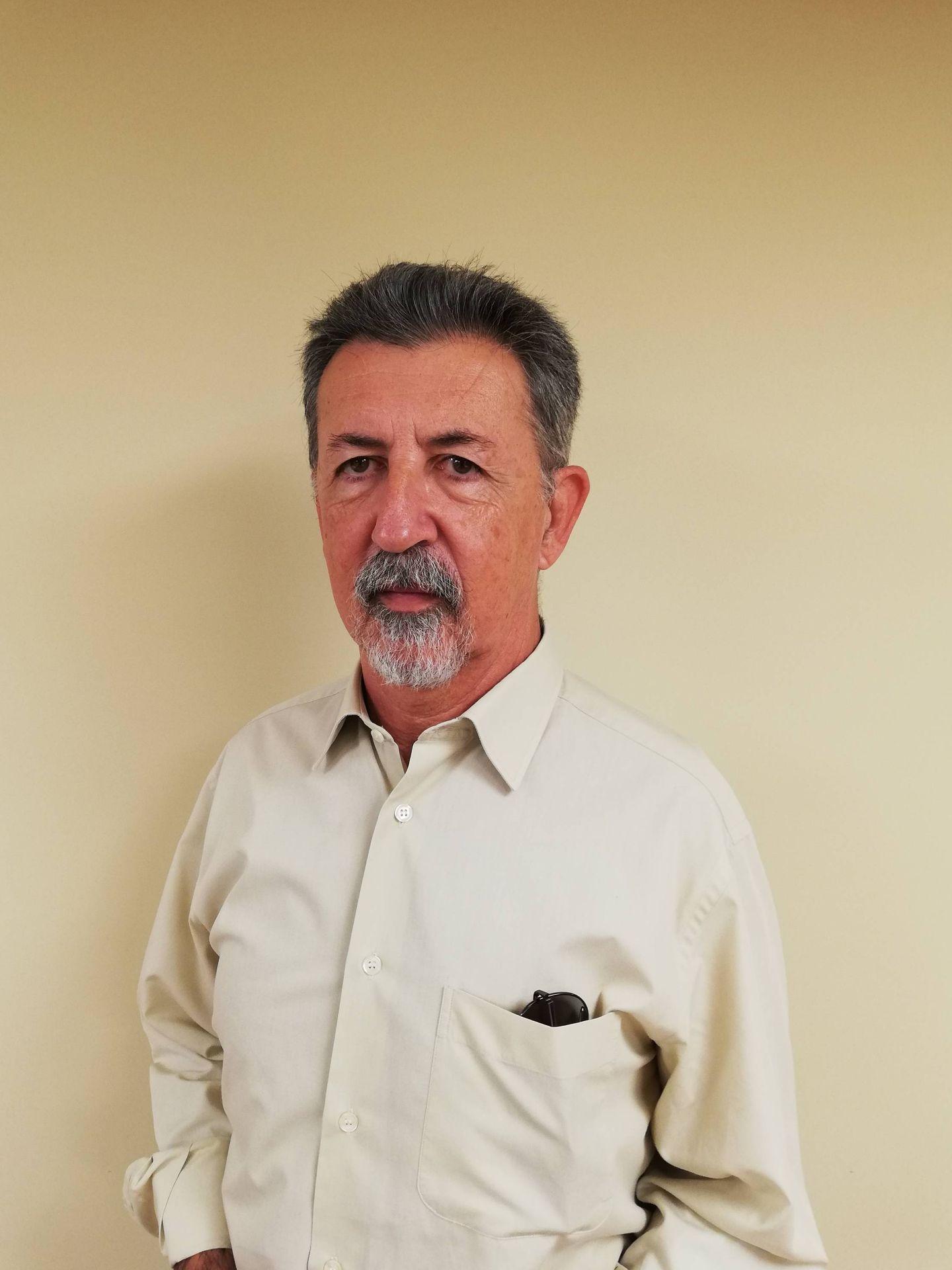 Rafael Carrasco, presidente del Sindicato de Médicos de Andalucía. (Remitida)