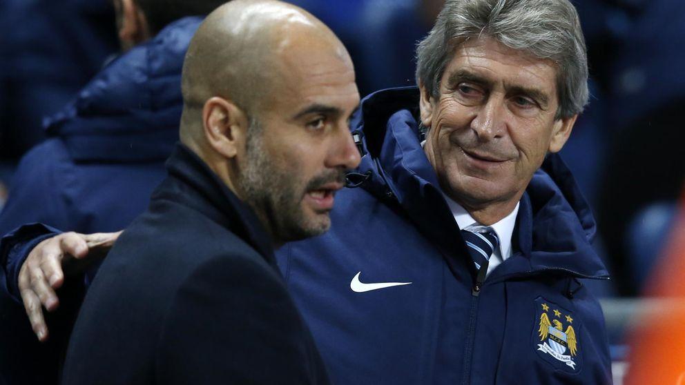 El Manchester City anuncia el fichaje de Guardiola para los próximos tres cursos
