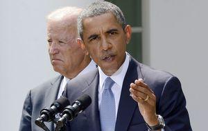 Obama da un paso atrás y busca el refrendo del Congreso