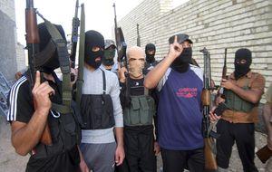 Yihadistas del ISIS avanzan hacia Bagdad tras tomar varias ciudades