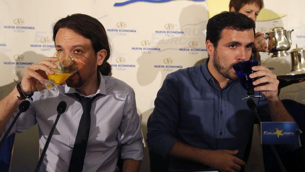 Iglesias asocia el futuro del PSOE a un pacto de Gobierno con Podemos