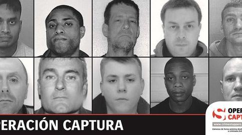 Reino Unido pide ayuda a España para localizar a diez fugitivos
