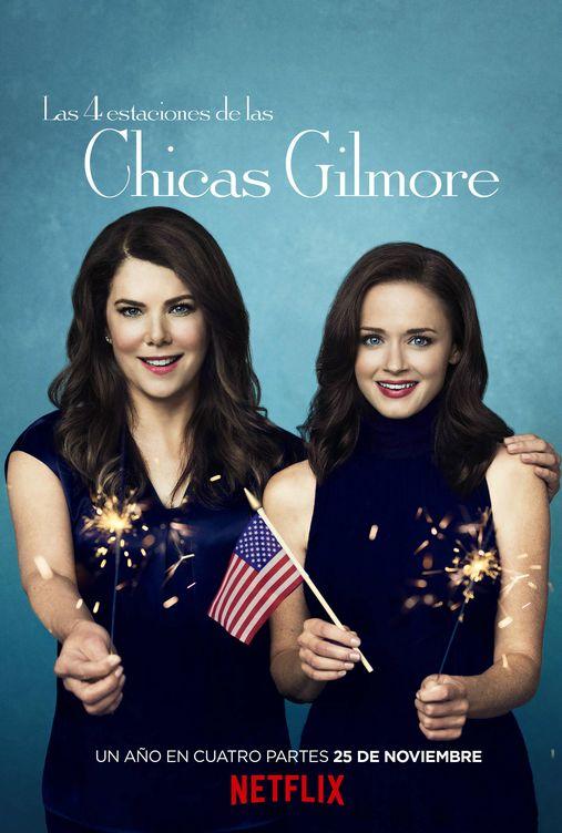 Capitulos de: Las 4 estaciones de las chicas Gilmore