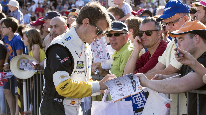 Gana por mi padre: así ganó Antonio García las 24h de Daytona por Adrián Campos