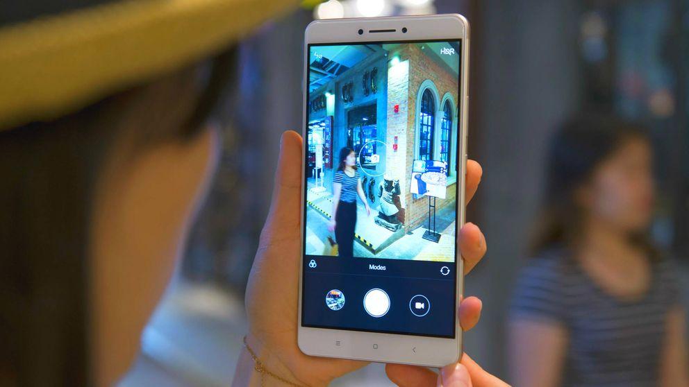 Probamos el Xiaomi Mi Max, un 'smartphone' gigantesco difícil de batir