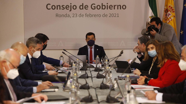 En Andalucía, de escándalo