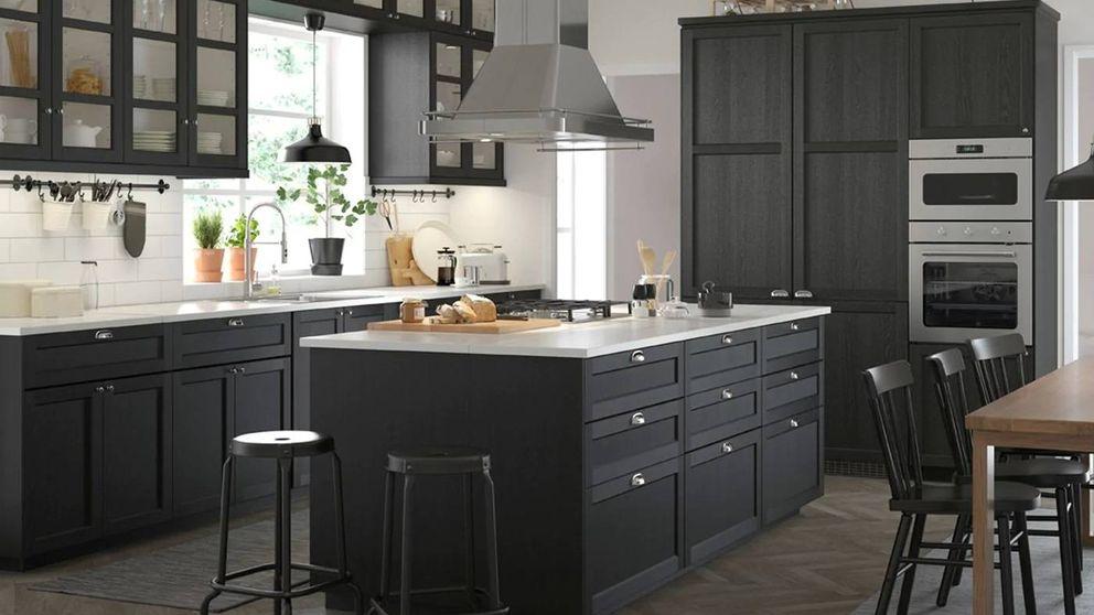 Si tienes una cocina pequeña, Ikea y estas ideas de decoración pueden ayudarte a sacarle todo el partido