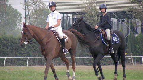El escándalo crece en Zarzuela: la yegua de Victoria Federica se investiga por blanqueo