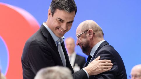 Sánchez viaja a Londres y se cita con Brown y Corbyn en su gira de defensa de España