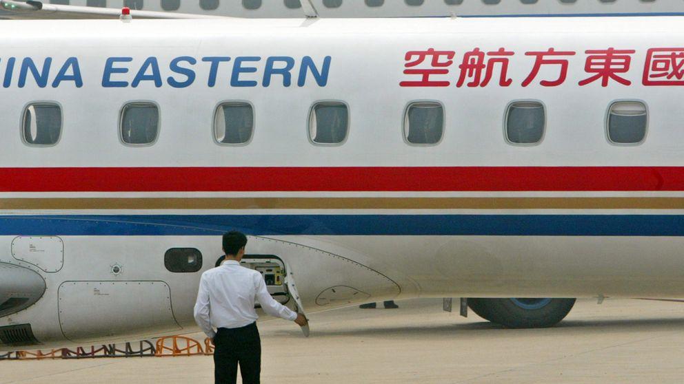 China Eastern es la carta secreta de Fomento para volar a Shanghai