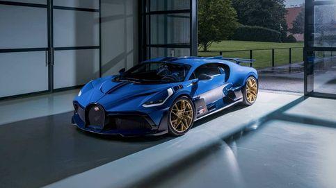 Bugatti entrega su último Divo, un deportivo de cinco millones de euros