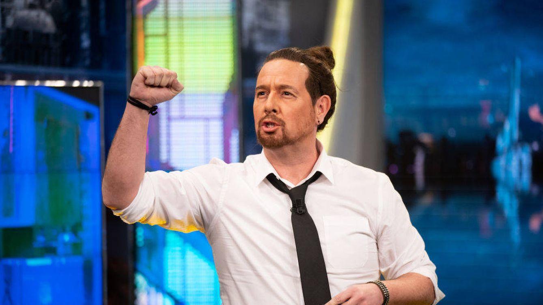 Carlos Latre polariza a la audiencia con su imitación de Pablo Iglesias en 'El hormiguero'
