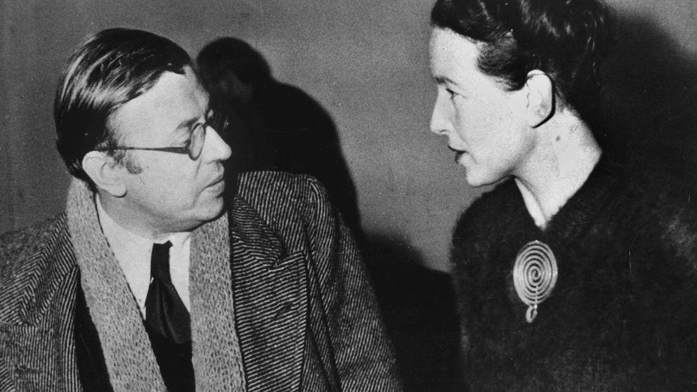 Así era el poliamor en el siglo XX: la famosa pareja que fue su emblema