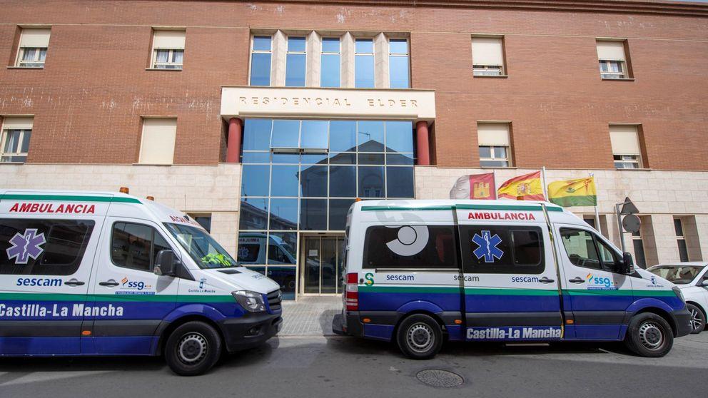 Sanidad prepara una orden para actuar de forma estricta en las residencias frente al coronavirus
