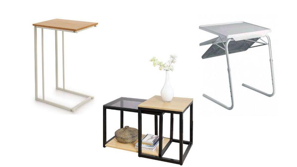 Las mejores mesas auxiliares altas para tu salón