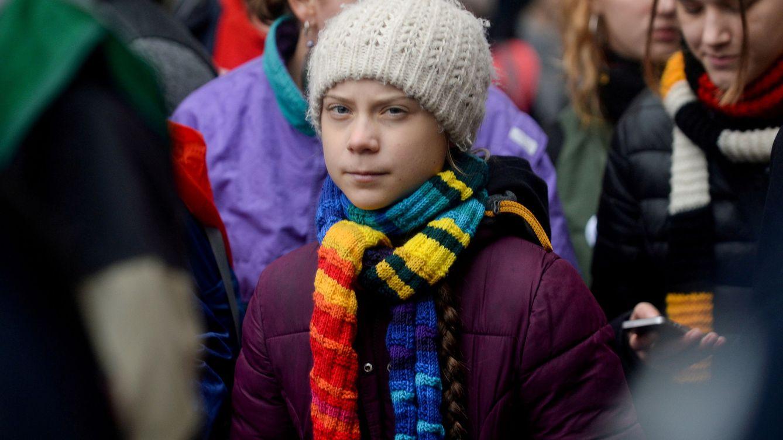 Greta Thunberg pide solidaridad y que los países compartan sus vacunas