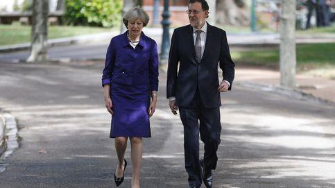 La cifra por la que la 'premier' May quiere llevarse bien con Rajoy