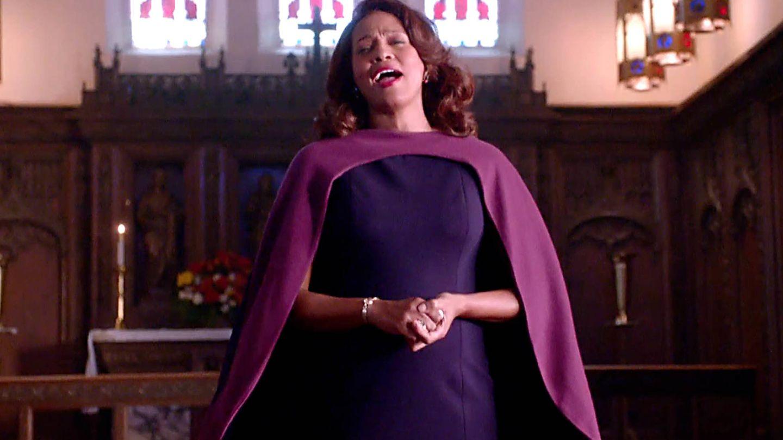 Whitney Houston en 'Sparkle'.
