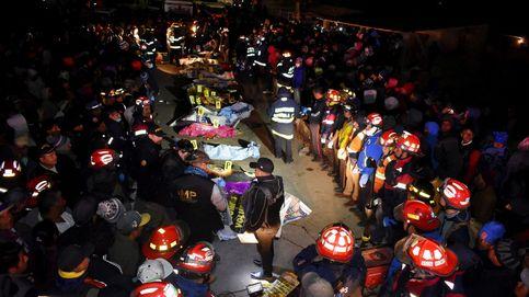 Accidente en Guatemala: 18 muertos al ser atropellados por un vehículo pesado