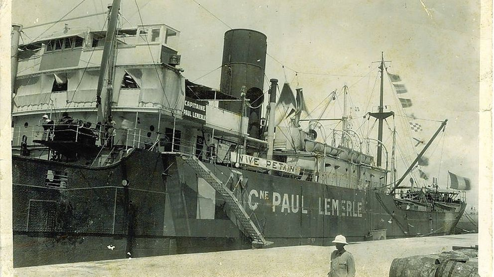 La crucial travesía del 'Paul Lemerle', el barco en el que nació la izquierda actual
