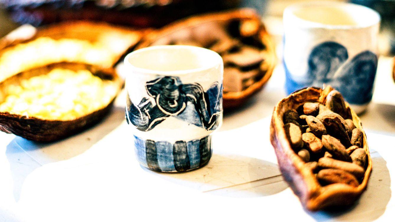 Foto: 'Cacao Paradise' es un recorrido de texturas y sabores inesperados.