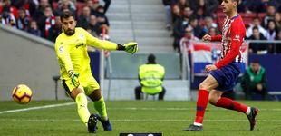 Post de Simeone se abraza a un recuperado Kalinic para superar la ausencia de Diego Costa