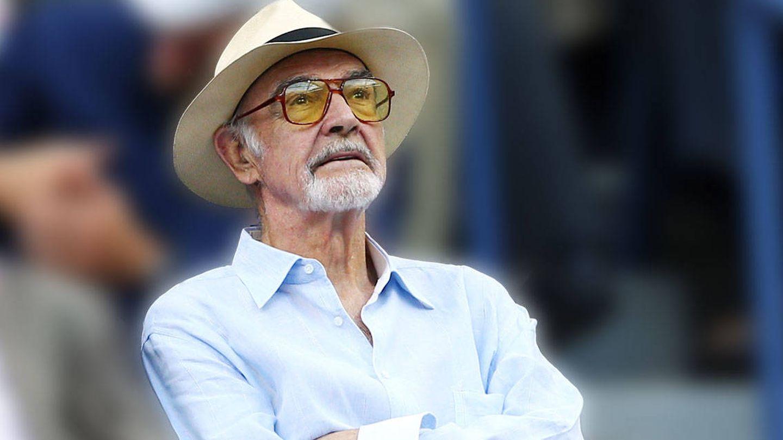 Sean Connery, en una imagen de archivo. (Getty)