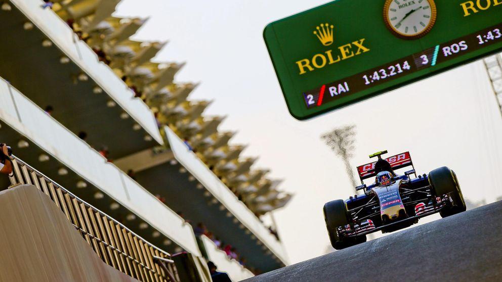 Carlos Sainz exprimió hasta la última gota del Toro Rosso en Abu Dabi