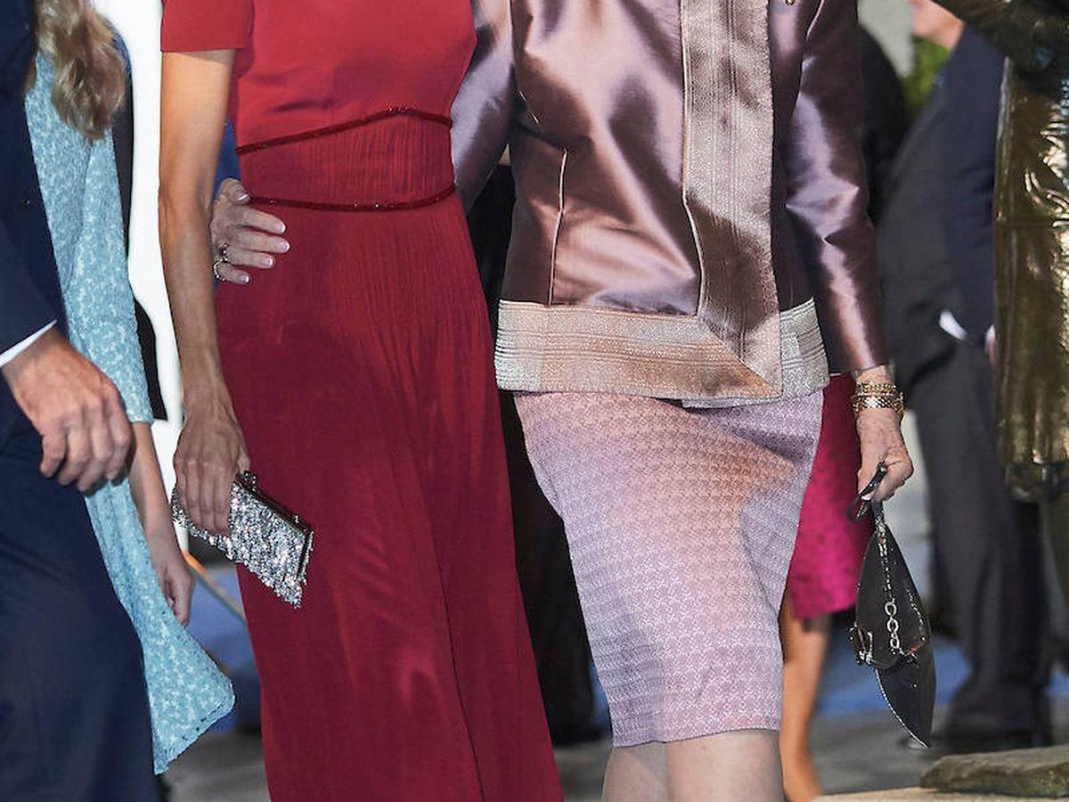 Foto: La reina Letizia y la reina Sofía en una imagen de archivo. (Limited Pictures)