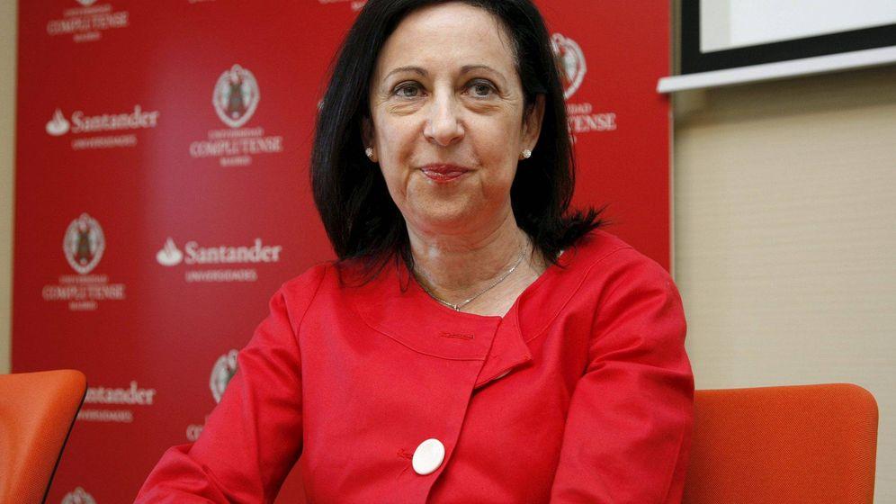 Foto: La jueza Margarita Robles. (EFE)