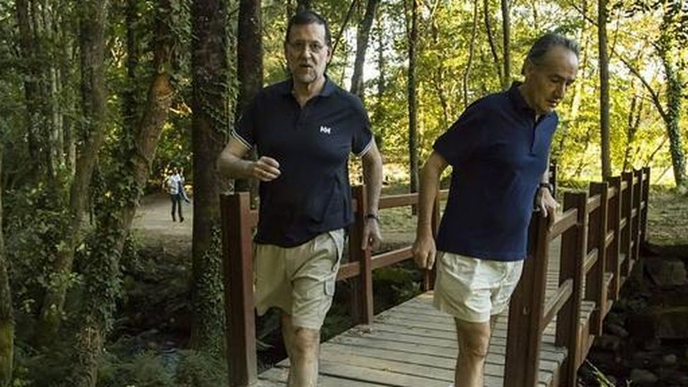 Las vacaciones 'made in Spain' de Rajoy y sus ministros