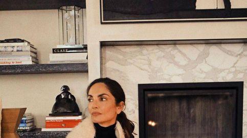 Eugenia Silva une comodidad y estilo en su nuevo jersey de Massimo Dutti