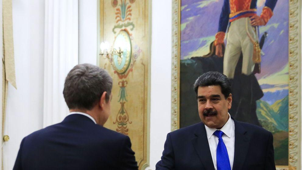 Zapatero arropa a Delcy Rodríguez y la visita en Caracas tras la polémica con Ábalos