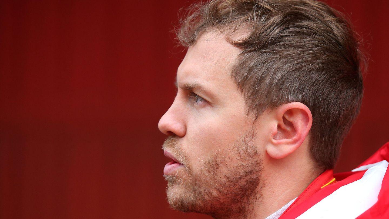 Sebastian Vettel aspira a darle el título de pilotos a Ferrari once años después. (Reuters)