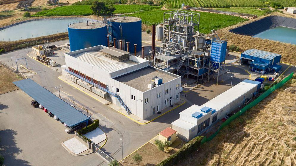 Foto: La planta de cogeneración comprada por Neoelectra a Cap Cooperativa.