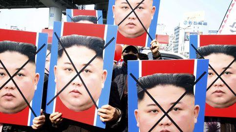 Las protestas contra Kim Jong-un y la India: el día en fotos