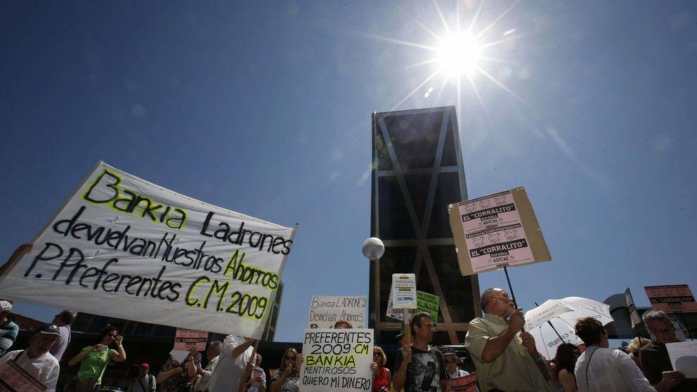 La CNMV favoreció a las preferentes de Blesa frente a los afectados por la trama