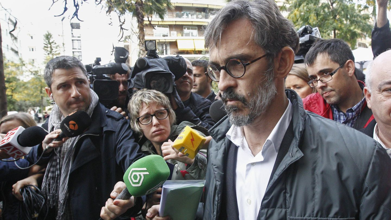 Cristóbal Martell, abogado de la familia Pujol-Ferrusola, defenderá a dos de los acusados impulsores de SeriesYonkis. (EFE)