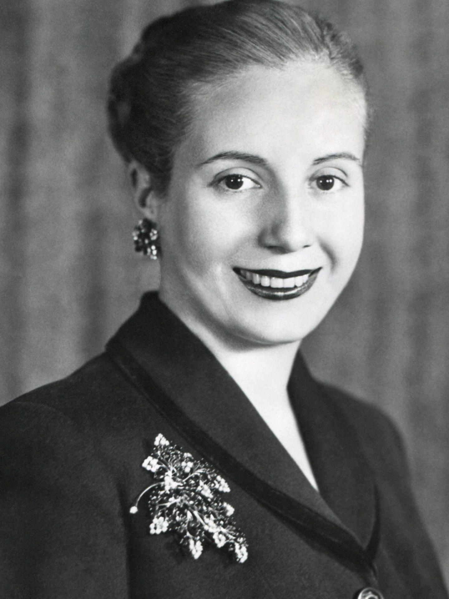 Eva Perón en una imagen de 1948. (Cordon Press)