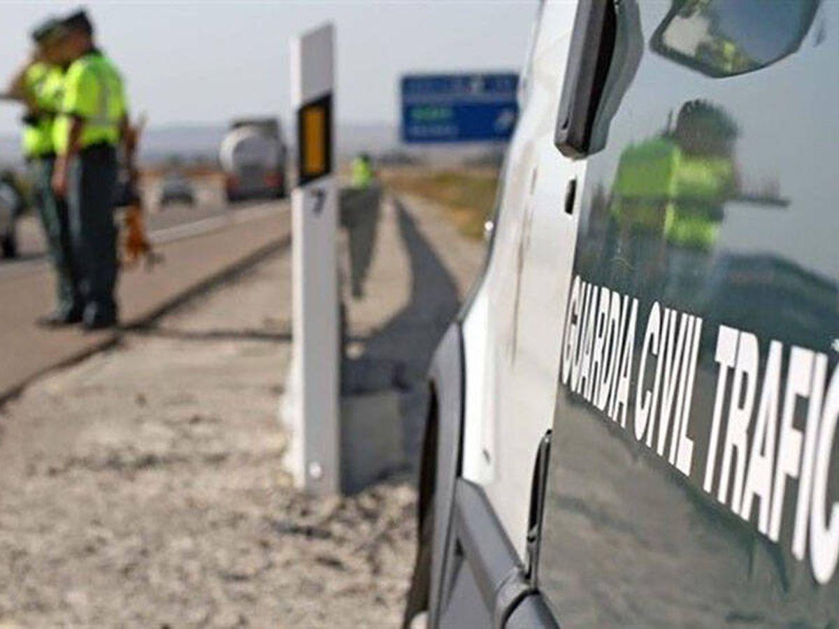 Foto: Agentes de la Guardia Civil de Tráfico.